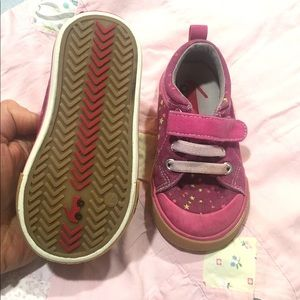 See Kai Run Shoes - See Kai Run size 7 girl toddler sneakers